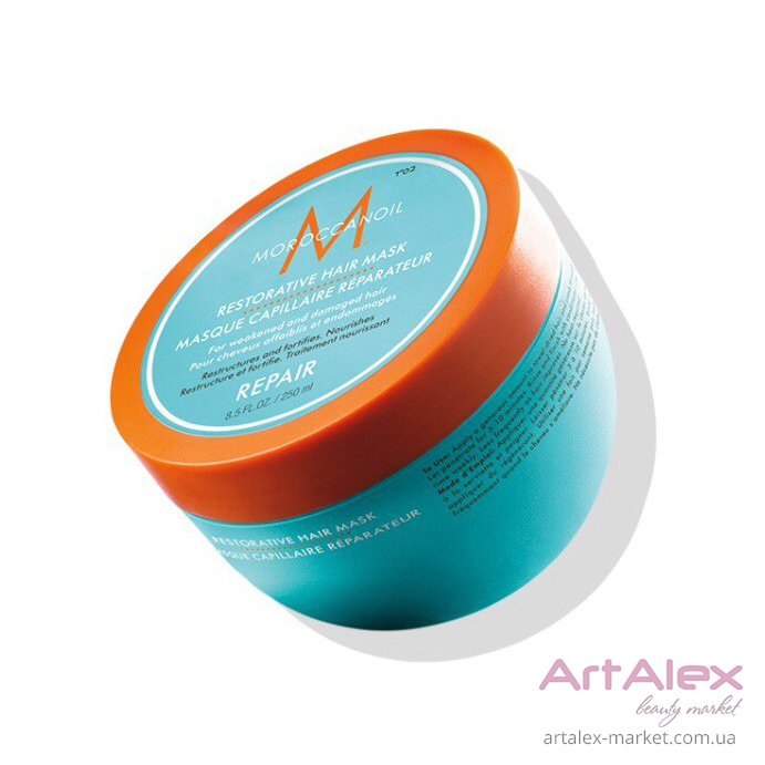 Восстанавливающая маска для волос Moroccanoil Restorative Hair Mask 250 мл
