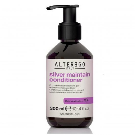 Кондиционер анти-желтый Silver Maintain Conditioner Made with Kindness Alter Ego